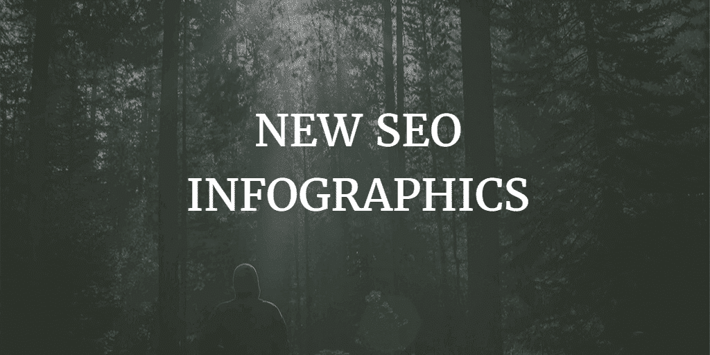 NEW SEO INFOGRAPHICS UPDATED AUGUST 2016
