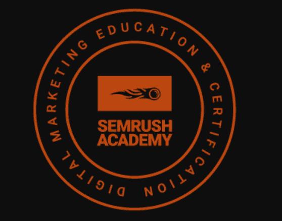 SEO CERTIFIED BY SEMRUSH