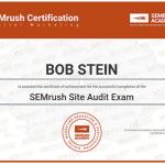 certified seo